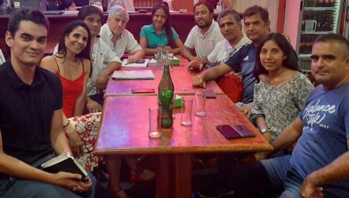 Se reactiva el Círculo de Periodistas Deportivos de Jujuy