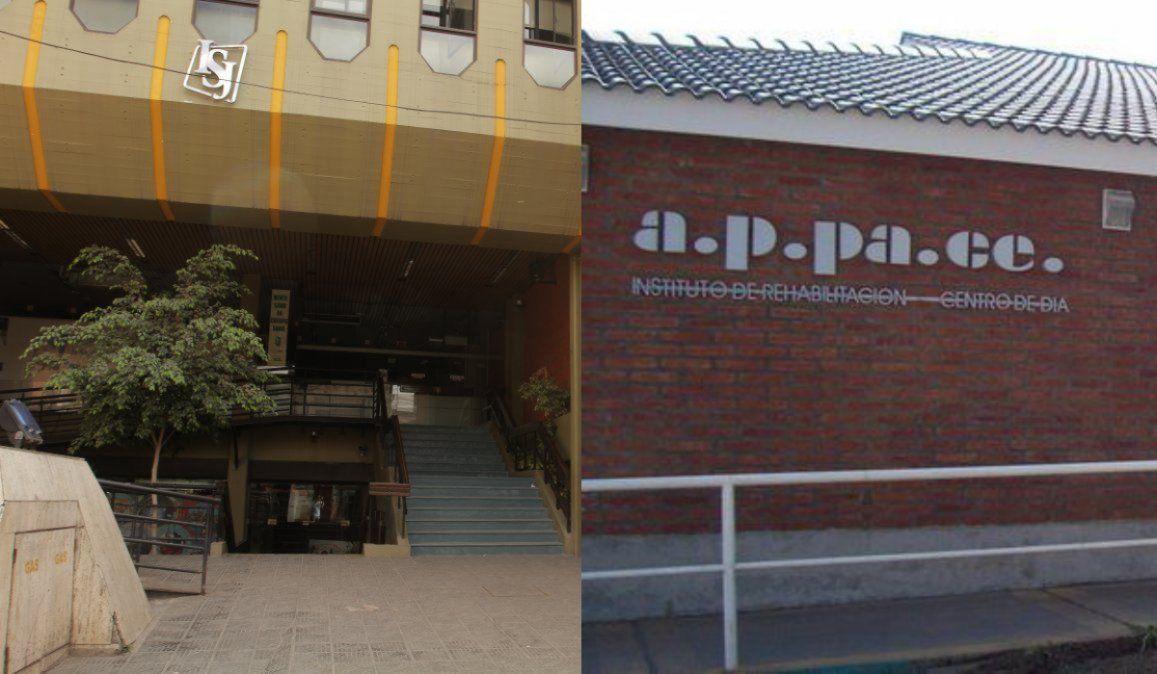 Por una deuda del ISJ, peligra el pago de sueldos en APPACE