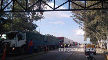 Camioneros: los tests vuelven a generar cortocircuitos entre Salta y Jujuy