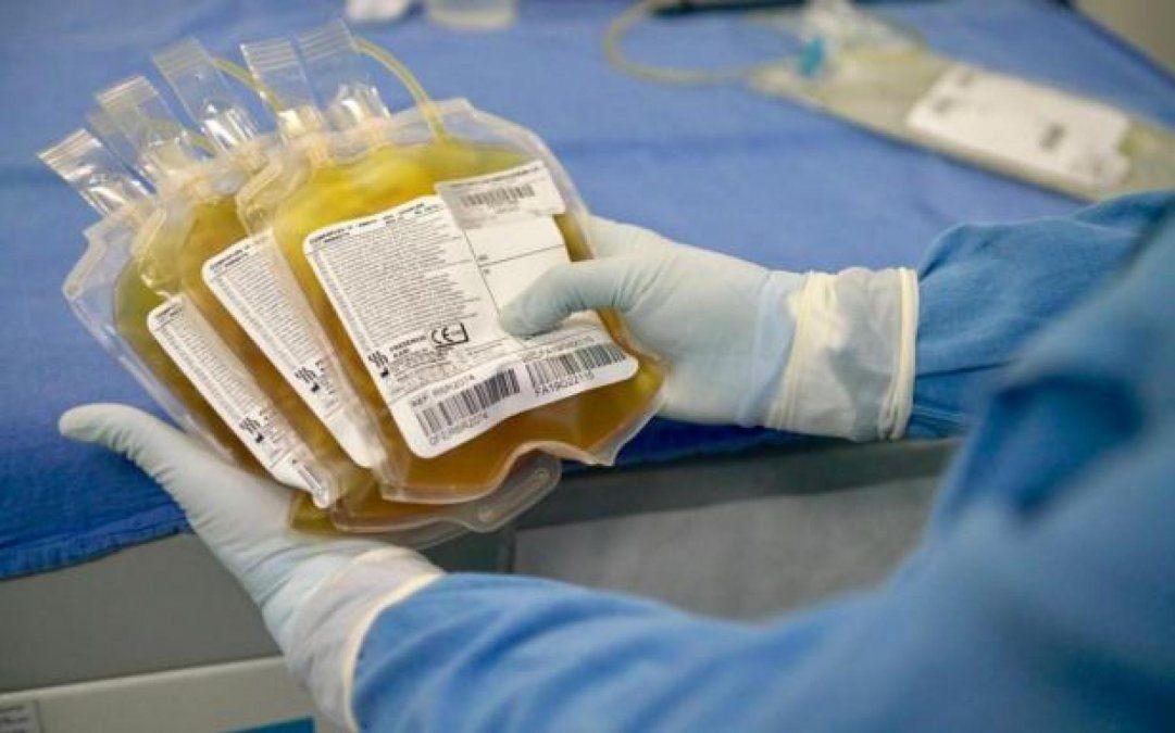 Jujuy comenzó a tratar pacientes con covid-19 con plasma