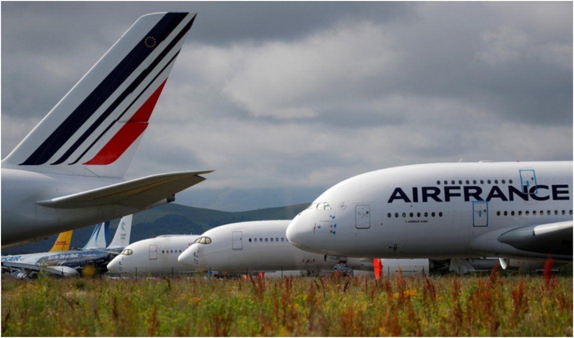 Confirman vuelos especiales desde Argentina a Europa entre julio y agosto