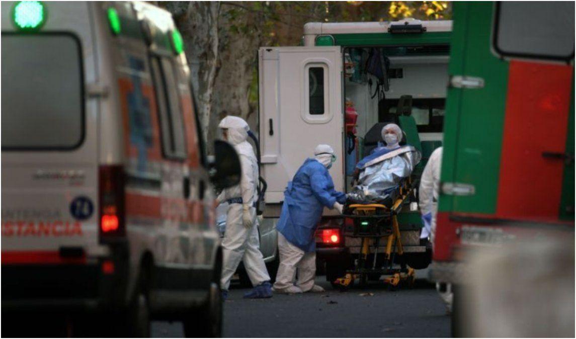 Argentina reportó 48 muertos y más de 2.300 contagios en las últimas 24 horas