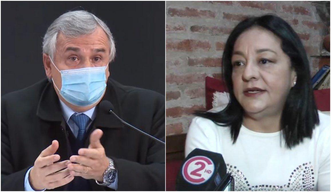 Morales está legitimando el discurso violento oficial