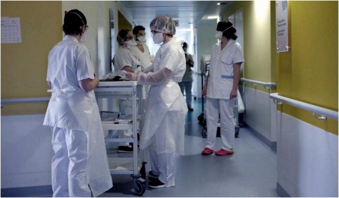 Con 2.845 nuevos casos, Argentina superó los 72.700 contagios