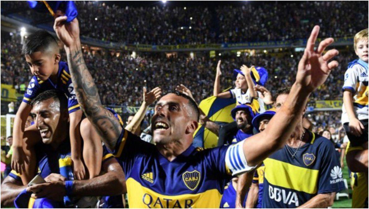 Boca rechazó la contraoferta de Tevez