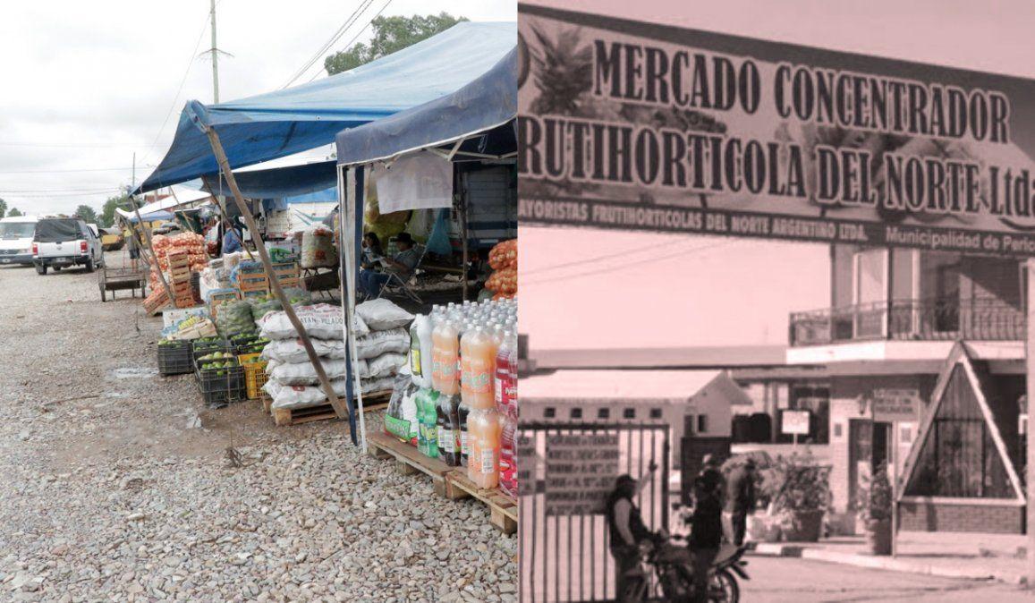 Rivarola monopoliza la venta de frutas y verduras, la feria de Palpalá será la única de la región