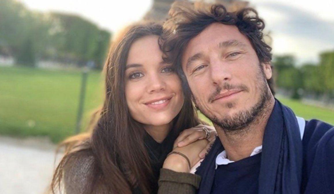 Pico Mónaco y Diana Arnopoulos anunciaron su compromiso: Para toda la vida