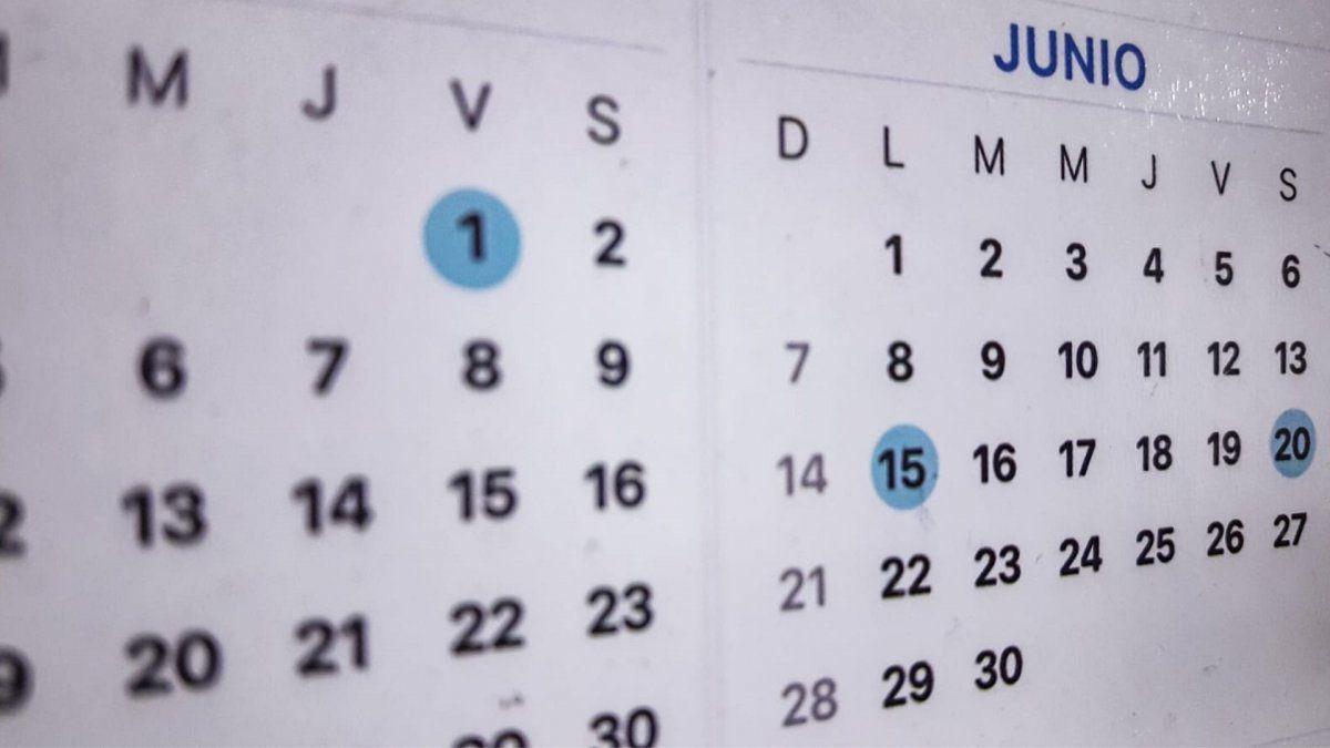 Cuándo es el próximo fin de semana largo y qué se celebra