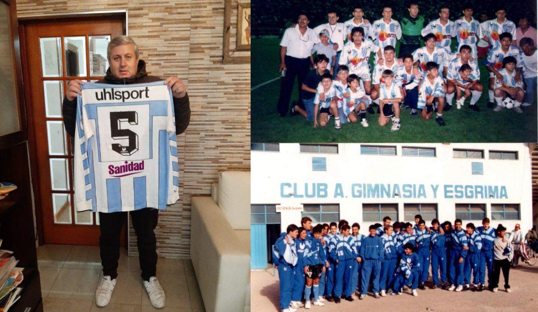 Priseajniuc: Con Gimnasia viví los mejores momentos deportivos de mi carrera