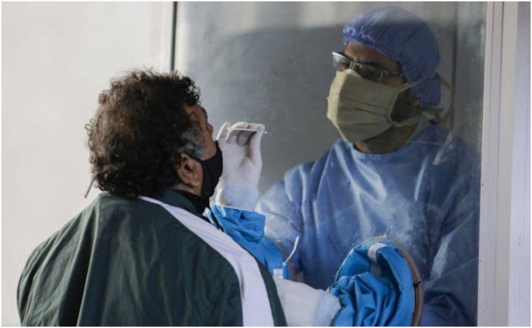 Coronavirus: Con 3.367 casos nuevos, Argentina totaliza 94.060 contagios