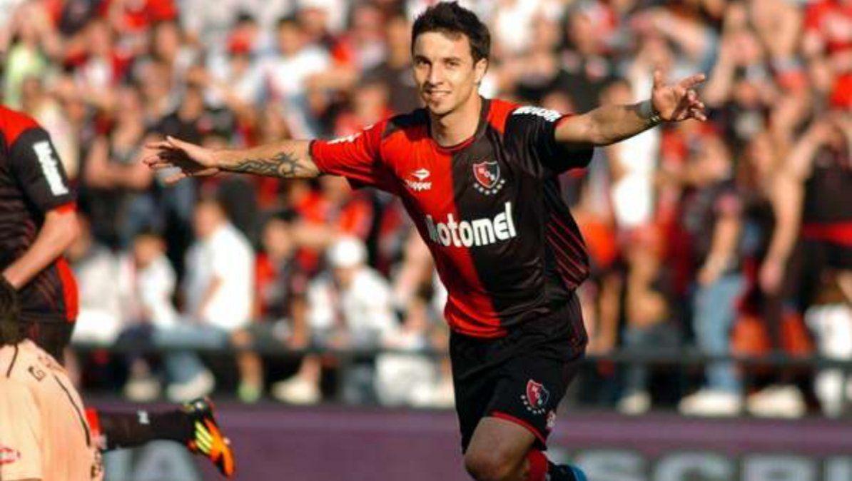 Nacho Scocco vuelve a  Newell´s
