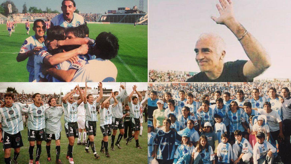 A 15 años del segundo ascenso a primera división de Gimnasia y Esgrima de Jujuy