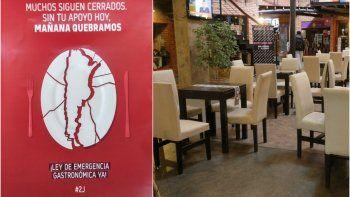 En Jujuy, el 70% de los comercios gastronómicos está al borde de la quiebra