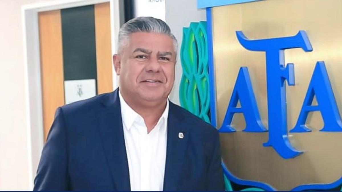 El fuerte mensaje de respaldo de los empleados de AFA a su presidente