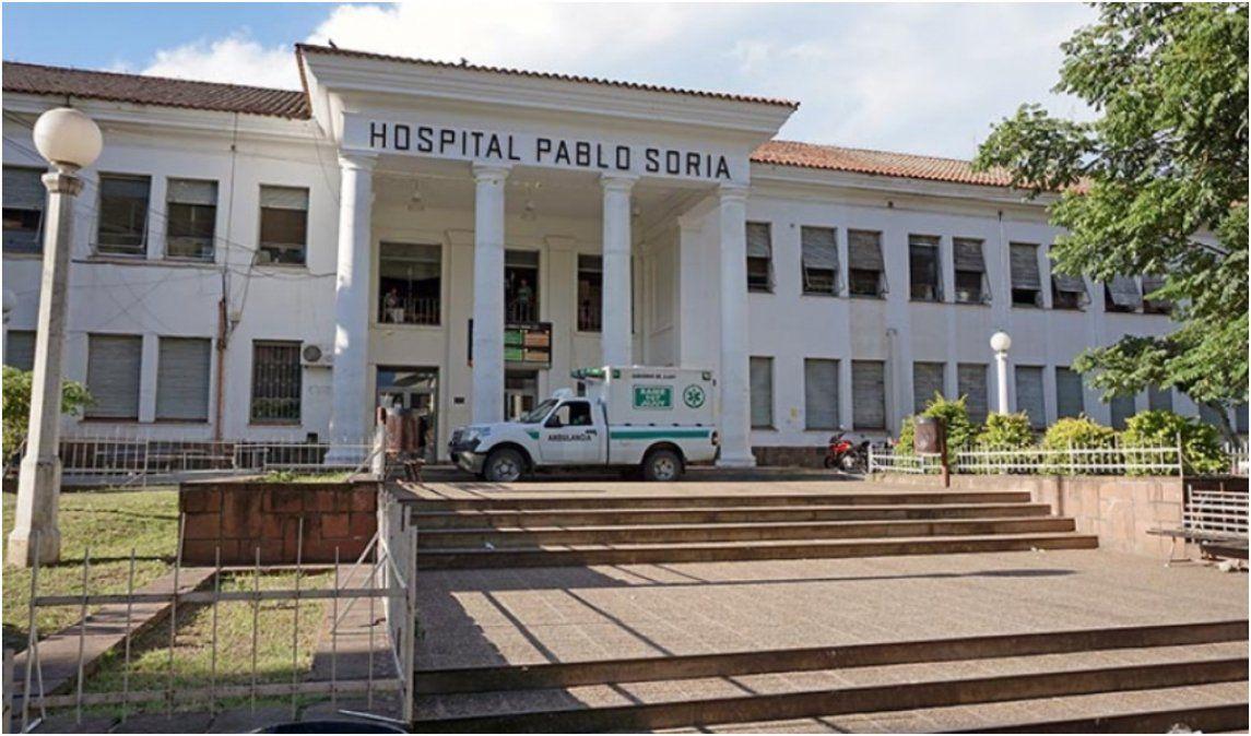 Los primeros 32 test del Hospital Pablo Soria tuvieron resultado negativo