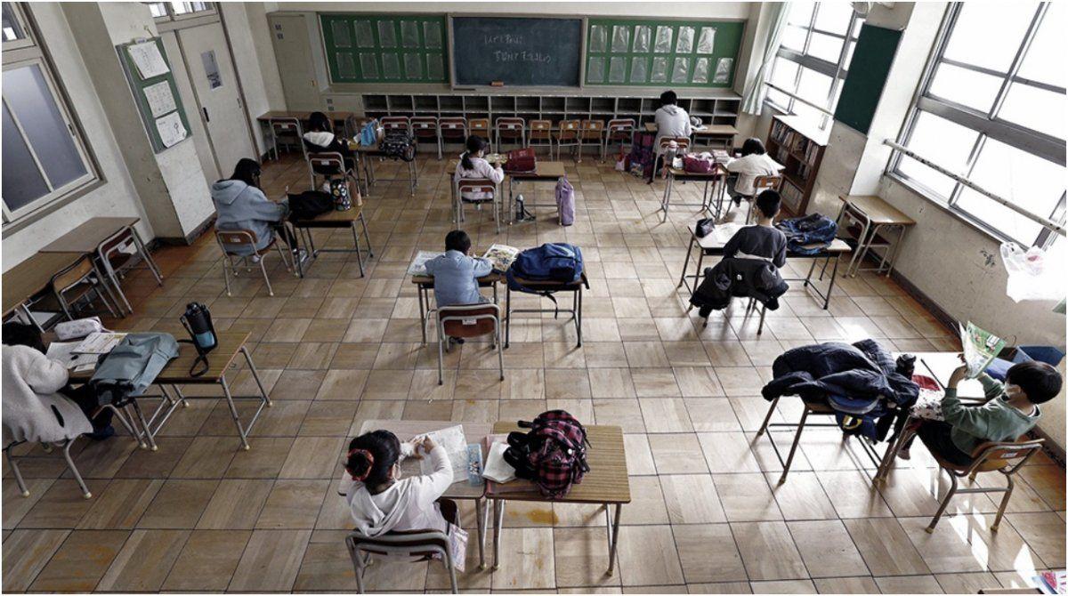Vuelven las clases presenciales en 9 provincias