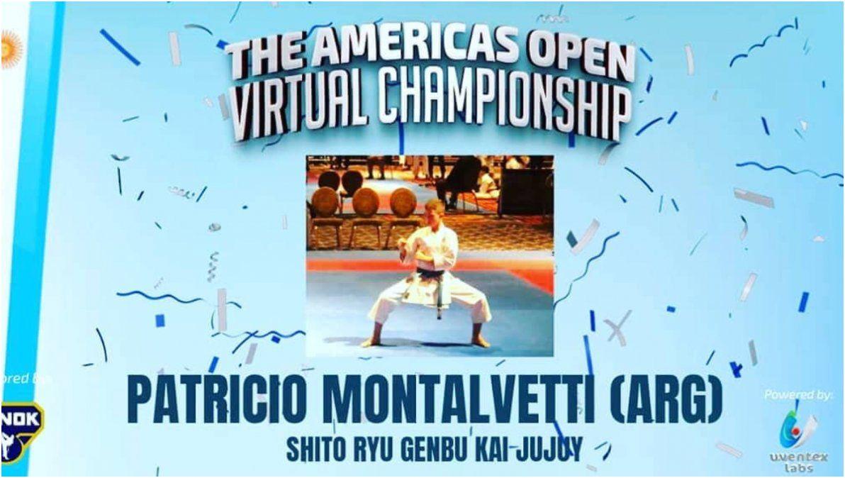 Karate Jujuy tuvo una buena performance en el The Americas Open