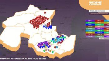 Coronavirus: Jujuy identificó 27