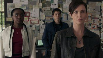La Vieja Guardia: Charlize Theron lidera un grupo de mercenarios inmortales