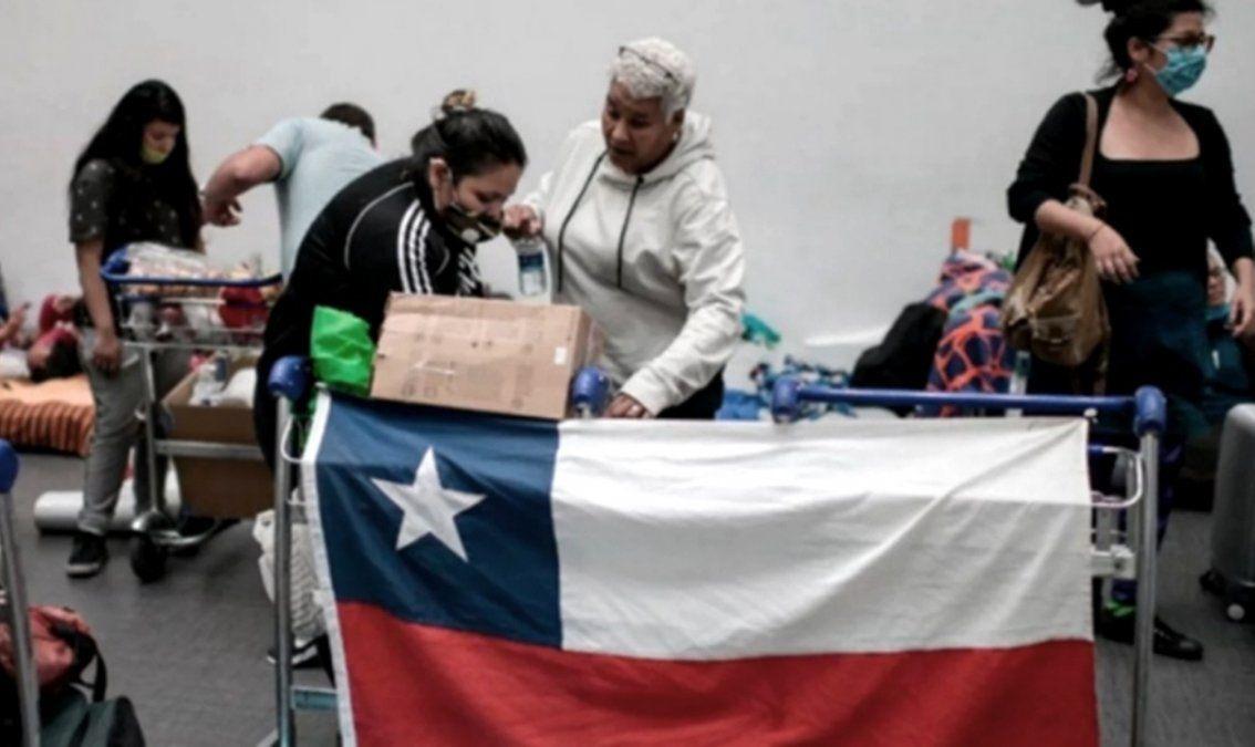 Chile superó los 6.000 fallecidos por Covid-19