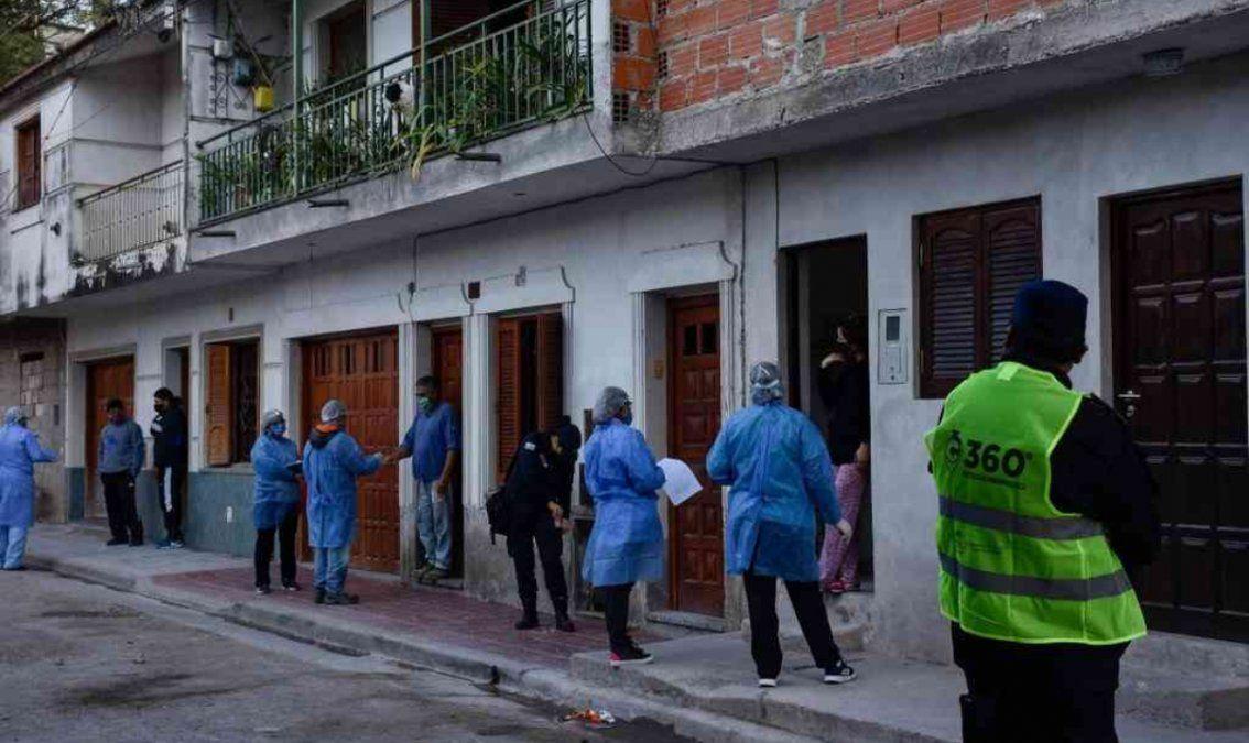 Día récord de contagios: 56 casos nuevos en Jujuy