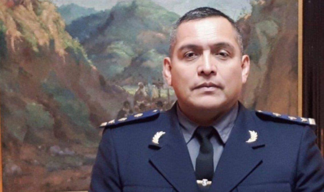 El gobierno desplazó a Juan Segovia como Jefe de la Policía