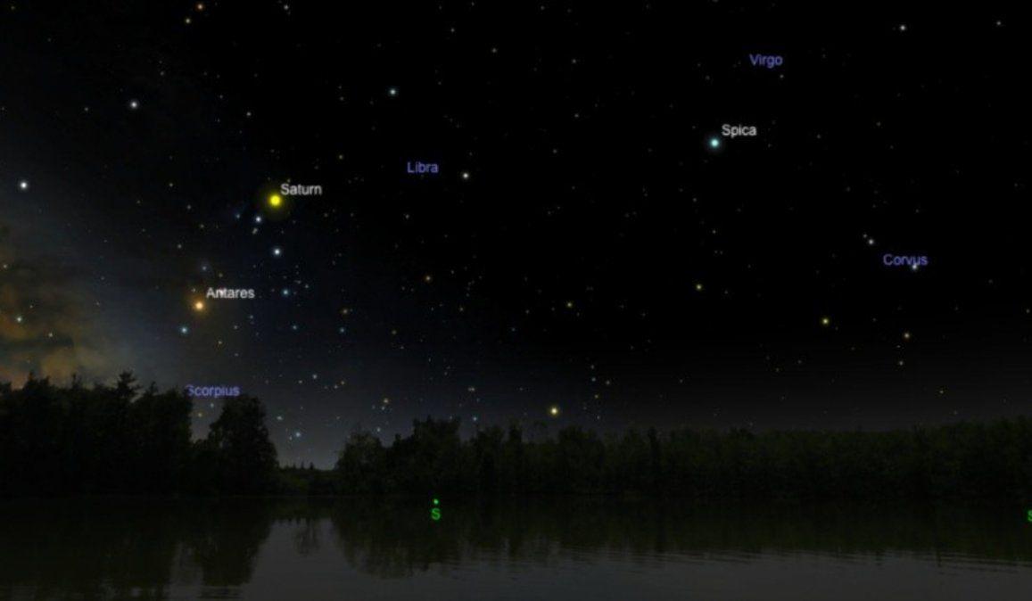 Siete fechas para estar atentos al cielo durante el mes de julio