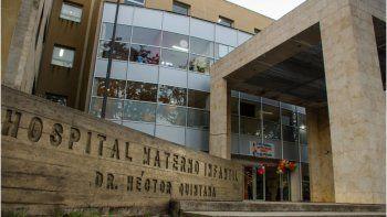 Preocupación en el Hospital Materno infantil por dos casos positivos