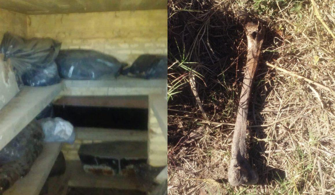 Tras un hallazgo, suspenden la instalación del crematorio en el Cementerio El Salvador