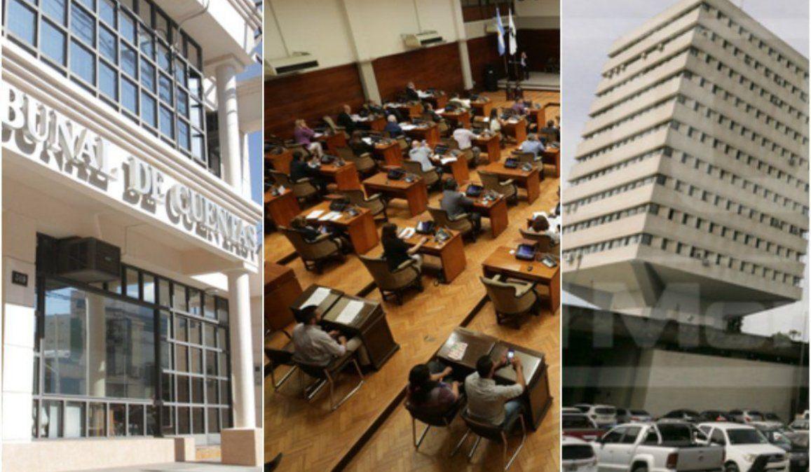 Diputada pidió reactivar la Justicia y la Legislatura