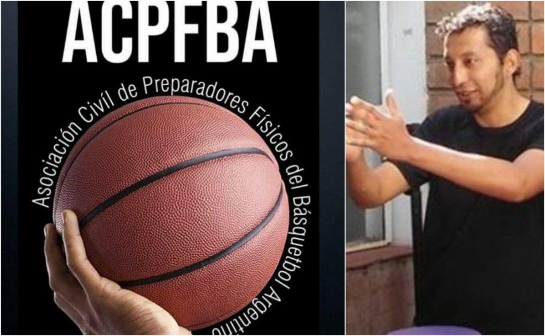 Vilca: Queremos el reconocimiento del preparador físico en Argentina