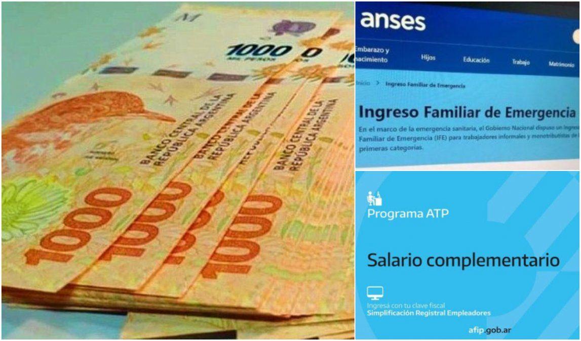 Morales confirmó la continuidad del IFE y ATP en Jujuy