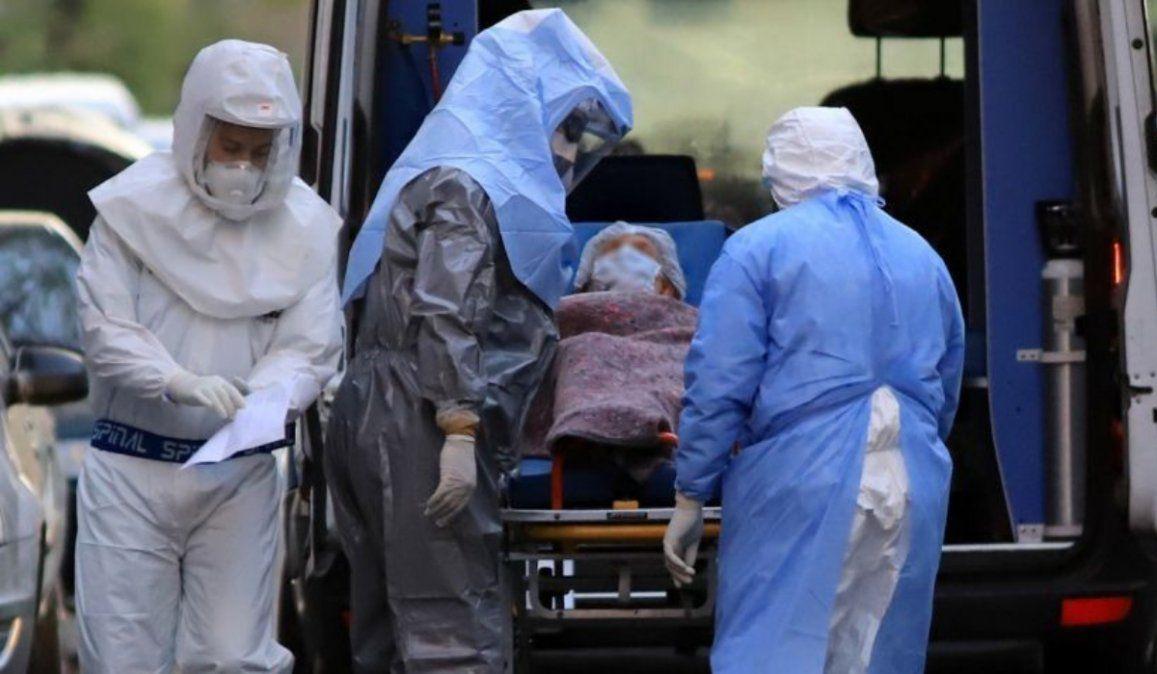 Argentina superó las 1.700 víctimas fatales por coronavirus
