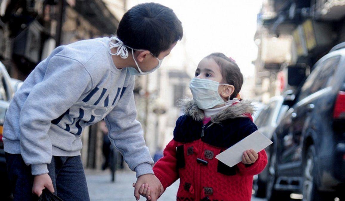 Cómo explicar la larga cuarentena y la pandemia a los chicos