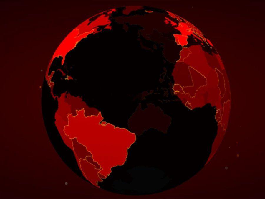 El mundo superó los 12 millones de infectados con una curva en pleno ascenso