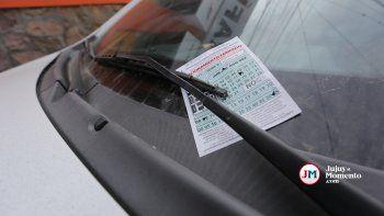 Vuelven a cobrar el estacionamiento en la capital jujeña