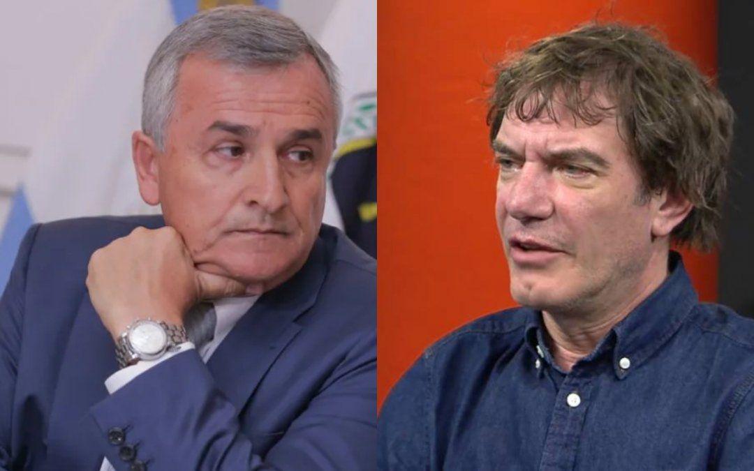 La dura respuesta de Darío Lopérfido a Gerardo Morales por el IFE