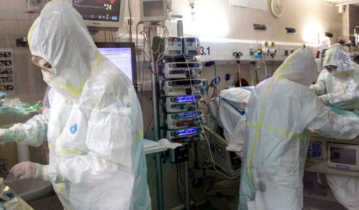 Con 5.929 casos nuevos, Argentina superó los 190mil contagios