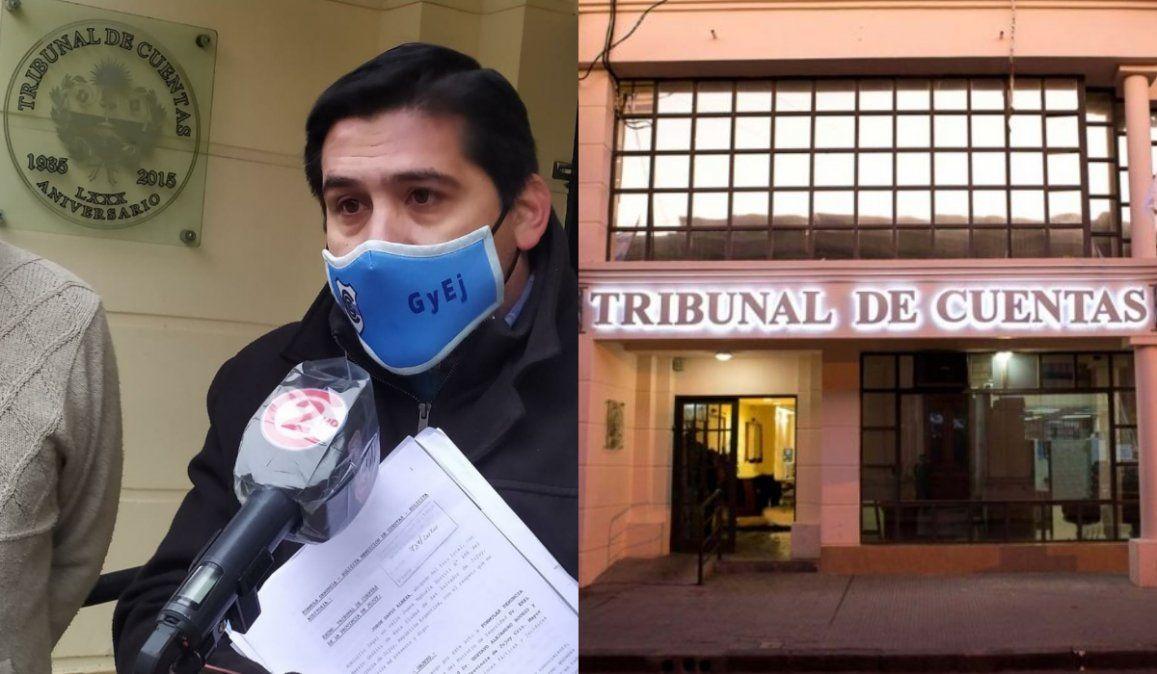 Instan al Tribunal de Cuentas a que investigue que pasó con los fondos que envió Nación en la pandemia