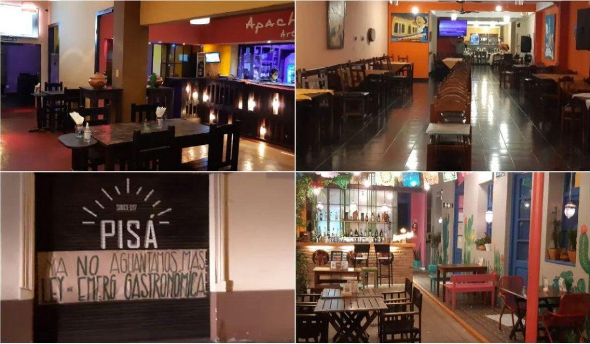 Un 35% de los establecimientos gastronómicos de Jujuy ya quebró