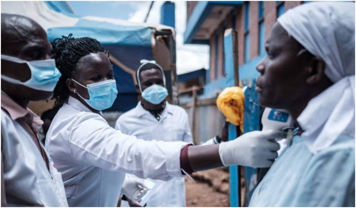 África supera los 600.000 casos, con Sudáfrica desbordada por la enfermedad