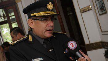 Guillermo Corro vuelve a ser el Jefe de la Policía