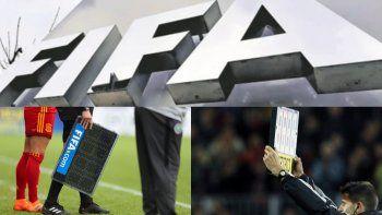 La FIFA prolongó el quinto cambio hasta mediados de 2021