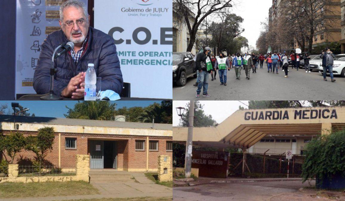 Solicitan la intervención nacional en el Ministerio de Salud de la provincia