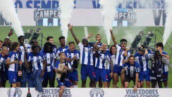 Porto ganó y es campeón de la Liga de Portugal