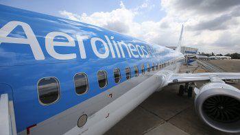 Aerolíneas Argentinas ya vende vuelos a Madrid y Miami