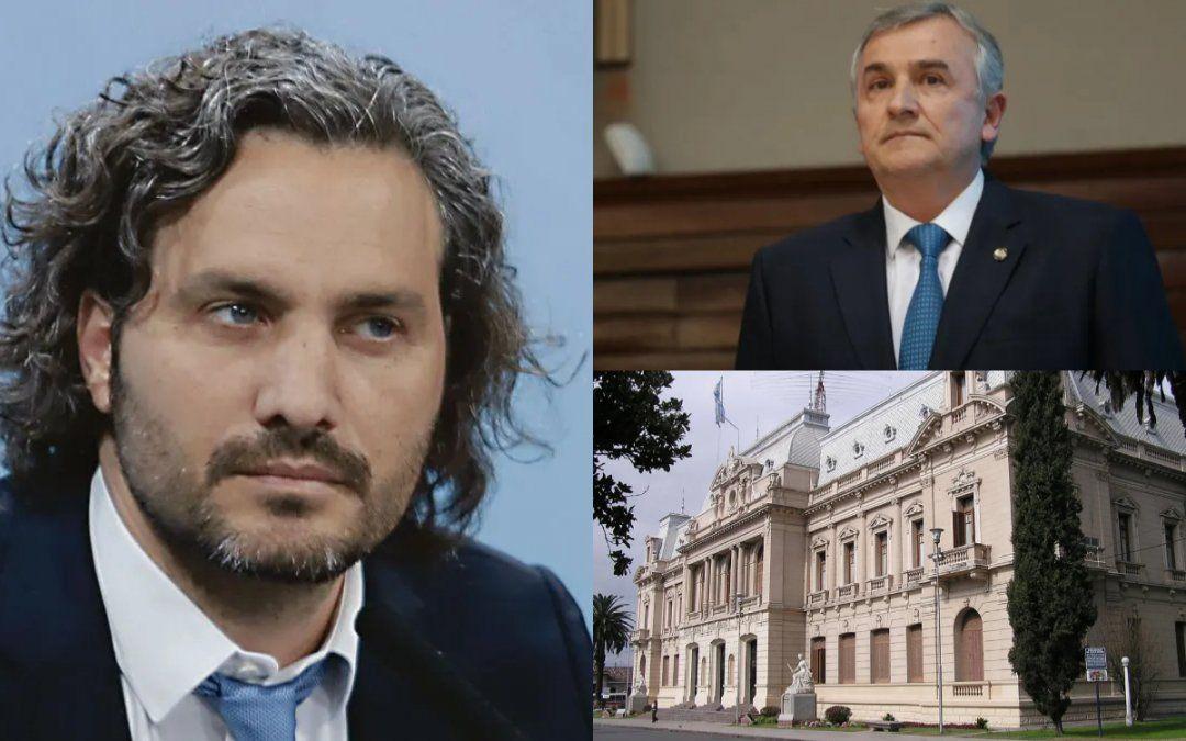 Nación asistirá a Jujuy con $2.500 millones