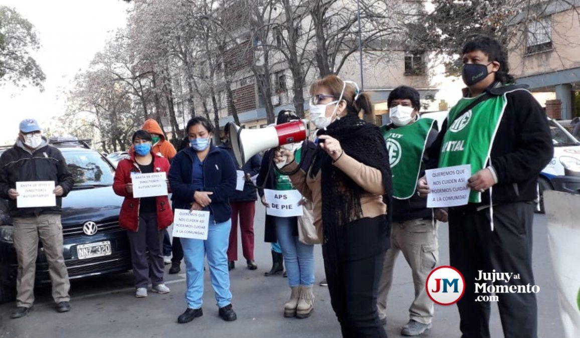 Salud: Se agudiza el conflicto por la falta de insumos y el sector vuelve a marchar