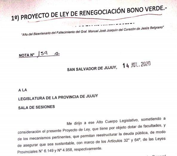 Por primera vez, Morales admite que Cauchari no se paga sólo