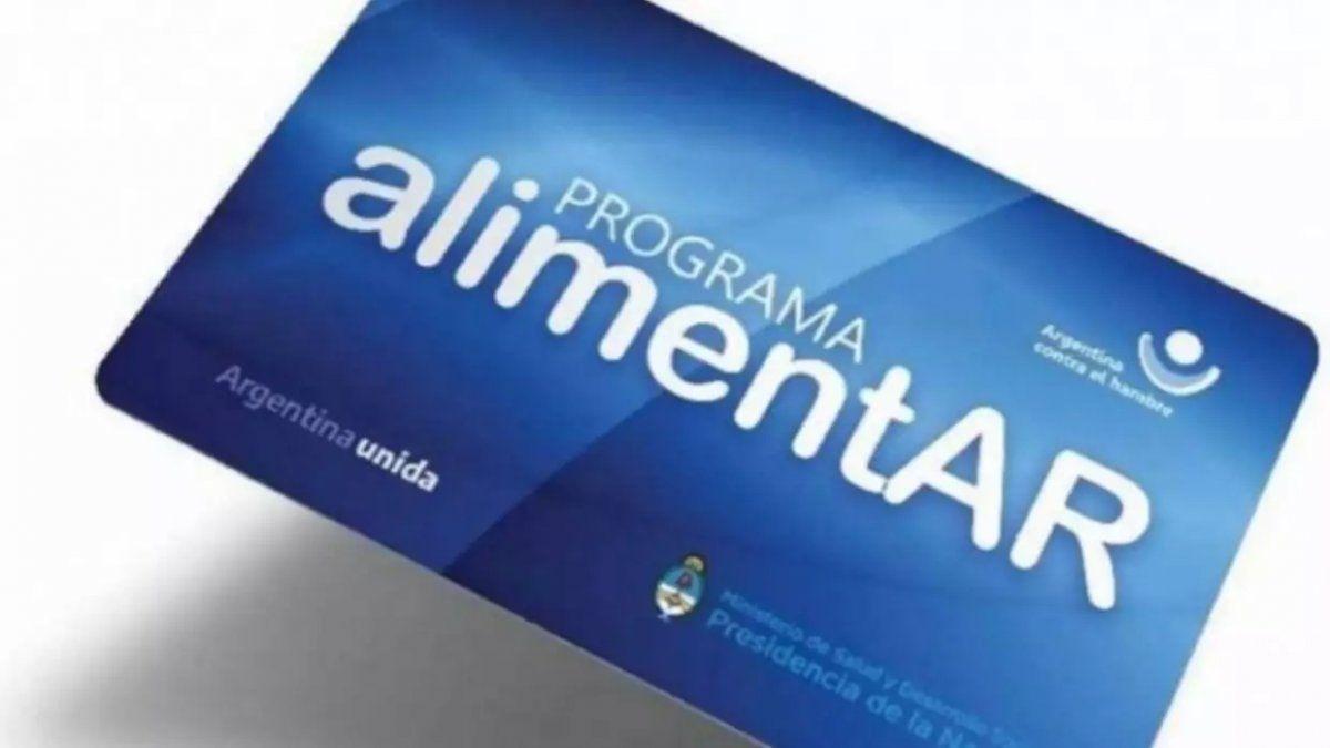 Entregan remanentes de la tarjeta alimentaria en Perico, Monterrico, El Carmen y Palpalá